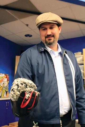 """Great Balls of Fire"" kicks off Museum Month"