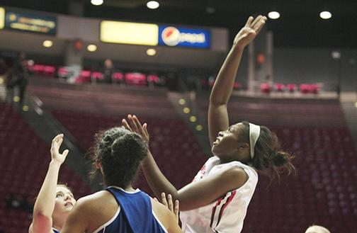 Women's basketball ready to host San Jose State