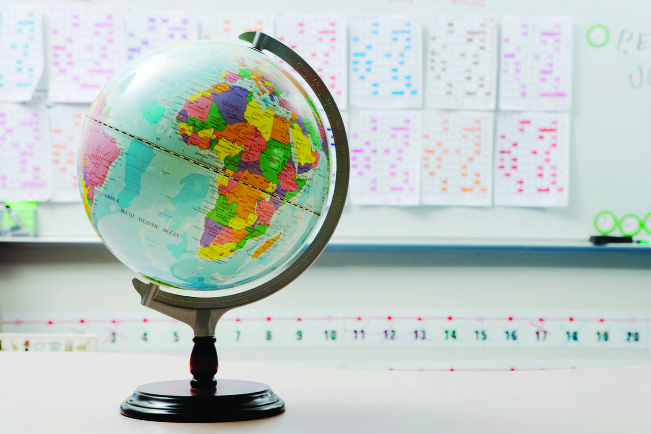 Explore the world by teaching abroad