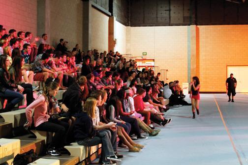 Students choose opener for GreenFest