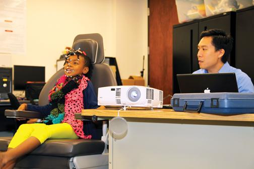 Cerebral palsy studied at SDSU lab