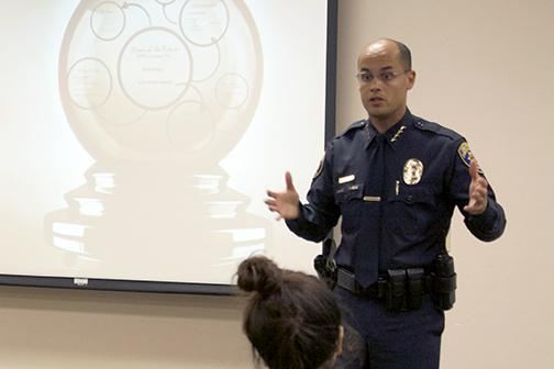 SDSU police chief to pursue new opportunity