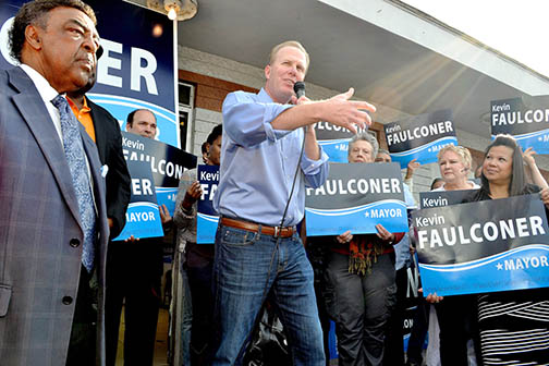Photo courtesy of Kevin Faulconer.