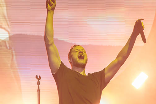 Imagine Dragons justify Grammy win