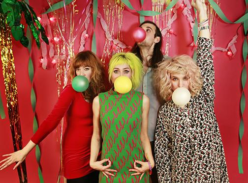 Laugh and Rock Out Loud with Tacocat