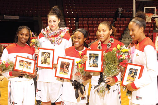 Aztecs earn top seed for MW Tournament