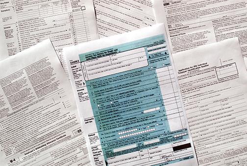 Students skip tax stress with VITA
