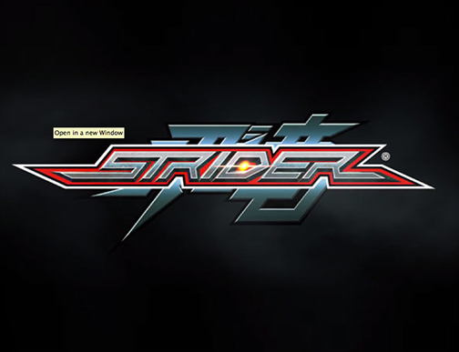 Strider returns to consoles in the best way possible