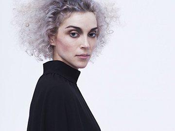 St. Vincent lives up to expectations