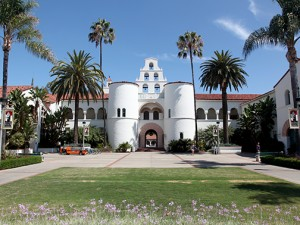 SDSU crime and incident report: Weapon on campus, burglary