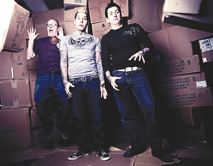 MxPx may have matured as a band, but its power chord has not.   Courtesy of Tooth and Nail
