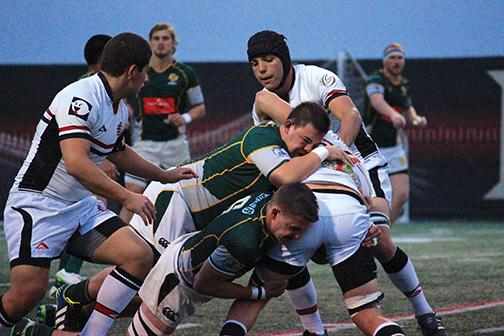 Cal Poly SLO takes down SDSU Rugby Club