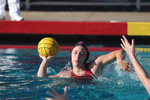 Water polo clinches GCC title share
