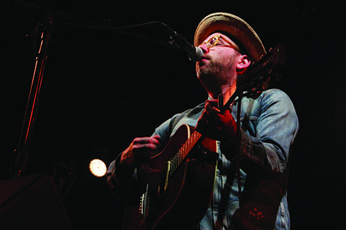 A colorful show with City & Colour