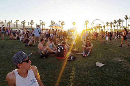 Coachella is about the music, not outfits and celebrities