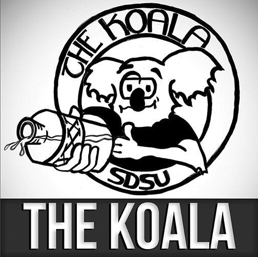 'Koala-ty' humor presses buttons