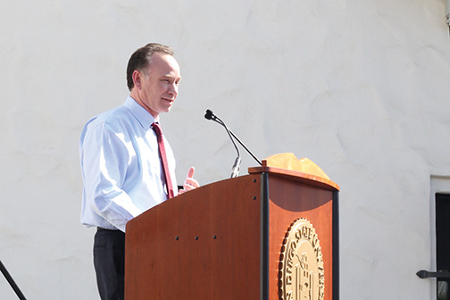 SDSU commemorates MLK speech