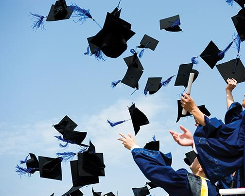 Avoid stress after graduation