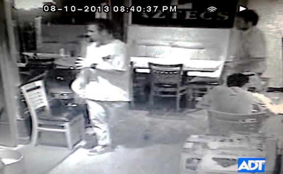 Mischief brewing in Bangkok heist