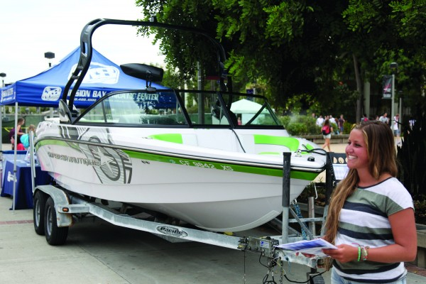 Partnership brings new boats to students