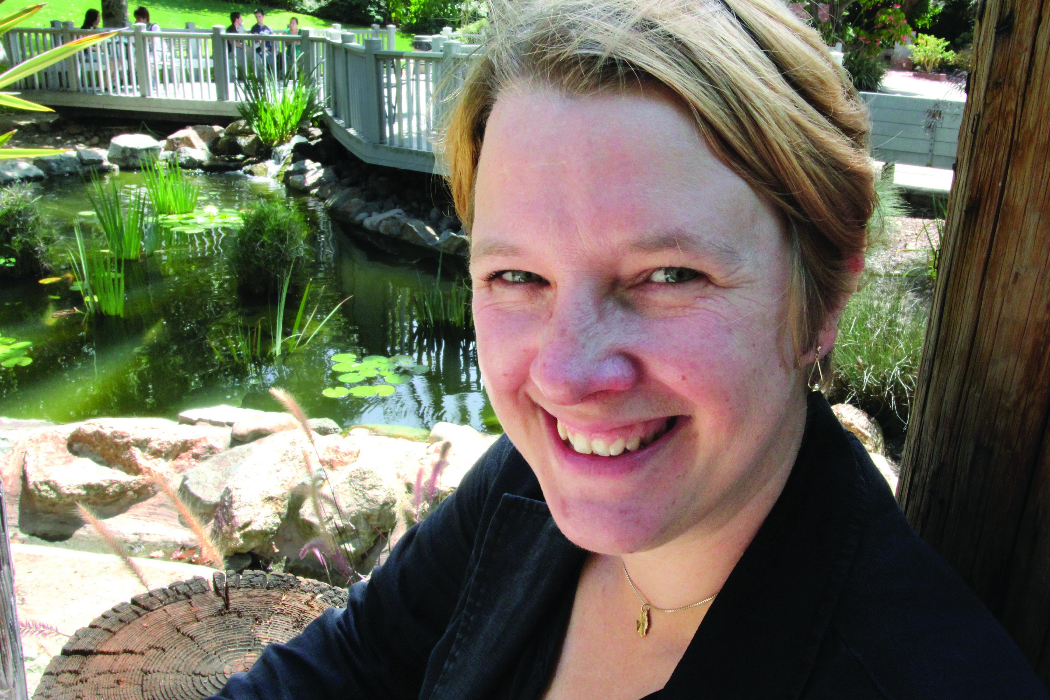 Historian graces SDSU classrooms