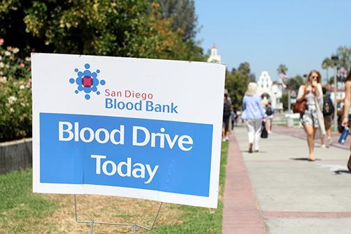 Muslim student organization hosts blood drive