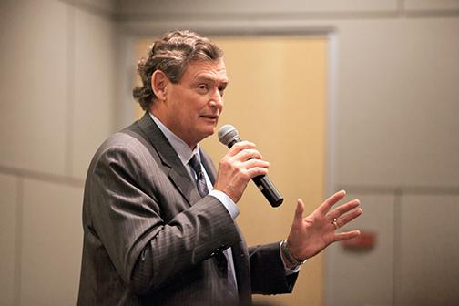 CSU Chancellor White hopes his public forum at SDSU spurs 'in-depth conversations'