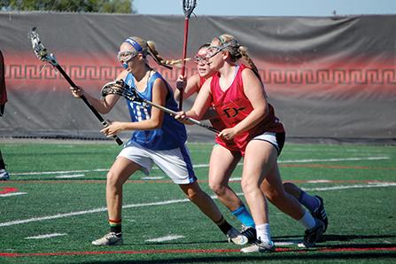 Lacrosse hosts third Aztec Warrior Challenge