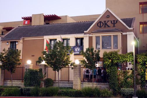 SDSU reacts to Phi Kappa Psi pledges' bedsheet theft