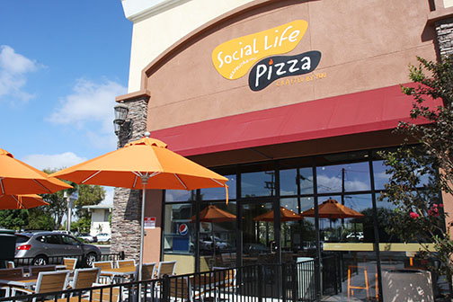 New pizza joint delivers quality and variety in a jiffy