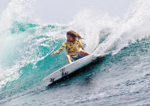Rob Machado Foundation gets down at The Belly Up
