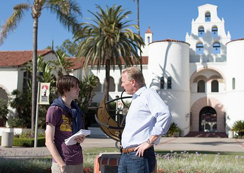 Kevin Faulconer wishes to improve SD neighborhoods