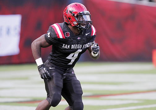 Aztec football faces Boise State in last home game
