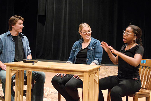 'The Laramie Project' provides an emotional experience