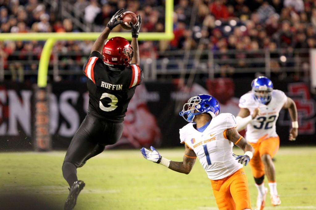 Poole keeps SDSU draft streak alive, Ruffin signs with Colts