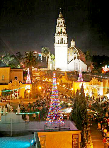 Balboa Park brightens spirits with celebration – The Daily Aztec