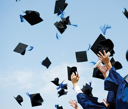 Thoughts on graduation, nihilism and Wal-Mart