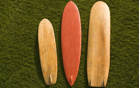 Surf exhibit cruises to Balboa Park