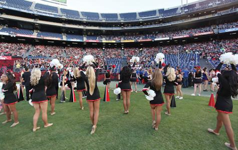 Empty Qualcomm stifles SDSU football success