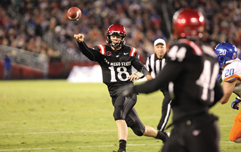 Aztecs fall to the Beavers 28-7