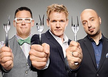 Calling all chefs: audition to be the next master chef