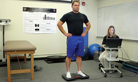 SDSU device aids in detecting concussions