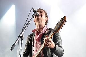 Arctic Monkeys rocked SDSU