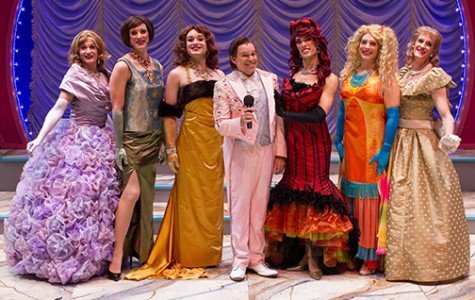 Satirical Pageant show hits Cygnet Theatre