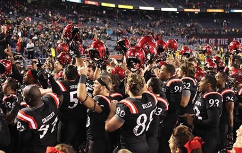 Aztecs likely to win the MWC
