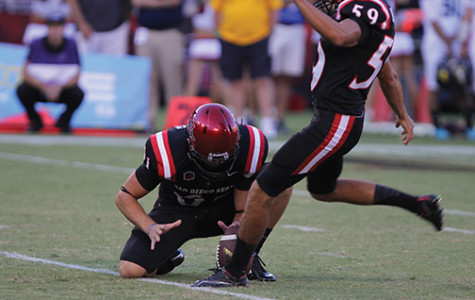 Aztec football: special teams grade