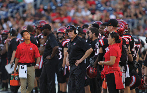 #AztecFB camp report: Long might not name starting quarterback until season opener