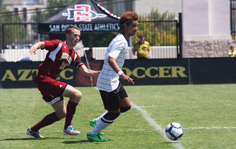 Freshman scores two as Aztecs defeat No. 19 Denver