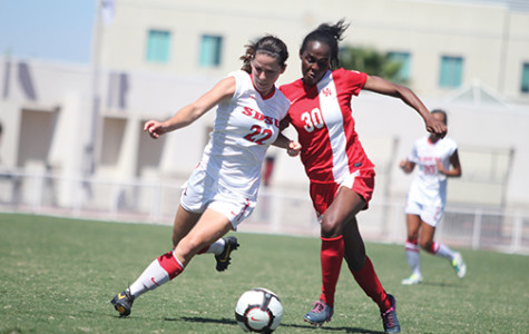 Aztecs prepare for Nike Portland Invitational