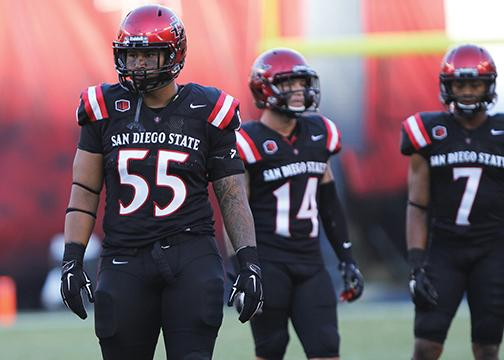 #AztecFB Camp Report: Mixed reviews of hurry-up offense, Rodrigues out with hamstring injury